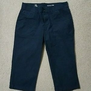 Dockers Ladies Capri's